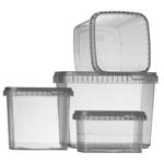 Afbeelding voor categorie TPS Vierkante potten met veiligheidssluiting