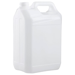 Image de Jerrycan 5000ml HDPE 40mm neutre