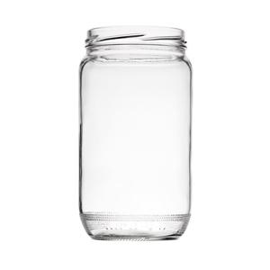 Image sur Bocal Normalisé 850ml verre TO82 transparent