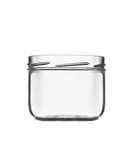 Image de Bocal Terrine 450ml verre TO100 transparent