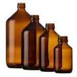 Afbeelding voor categorie Veral Flessen Glas Amber