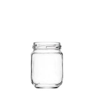 Image sur Bocal Standard 100ml verre TO48 transparent