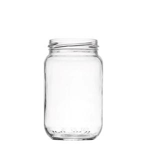 Image sur Bocal Normalisé 212ml verre TO58 transparent