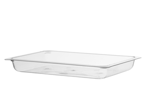 Picture of Sealable tray 525ml 208x146x25 PP clear