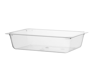 Picture of Sealable tray 1.000ml 208x146x48 PP clear