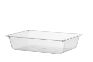 Picture of Sealable tray 500ml 164x123x37 PP clear