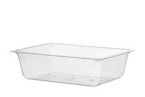 Picture of Sealable tray 625ml 164x123x46 PP clear