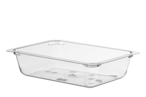 Picture of Sealable tray 350ml 145x107x35 PP clear